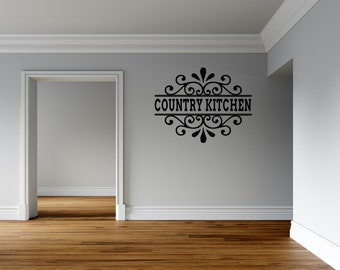 Decorative Custom Text - Vinyl Wall Decal - Multiple Sizes and Colors -  Personalize for Free - Free Shipping