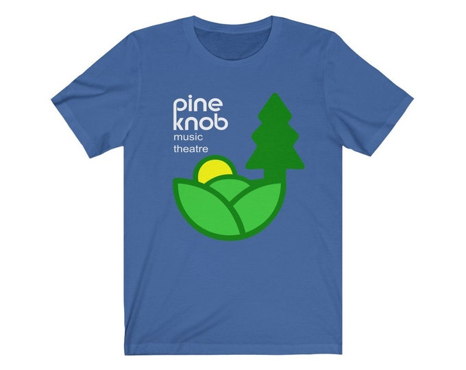 UpNorth Tee - Pine Knob Music Theatre Shirt - Free Shipping - Clarkston Michigan - Retro Michigan Shirt