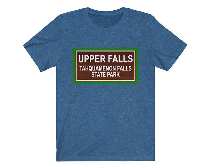 UpNorth Tee - Tahquamenon Falls (Michigan State Parks) - Free Shipping