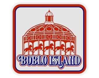 Boblo Island (Vintage Michigan Collection) UpNorth Stickers