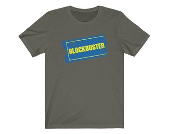 UpNorth Tee - Blockbuster Video - Vintage Print