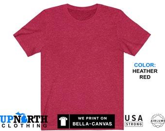 Blank Tees - Bella+Canvas Blank Tees - Blank Jersey T-Shirts