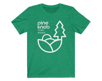 UpNorth Tee - Pine Knob Music Theatre (Standard Print) Clarkston, MIchigan - Michigan Shirt