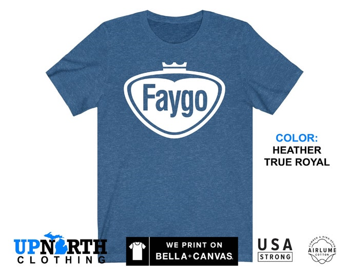 UpNorth Tee - Vintage Faygo - Free Shipping