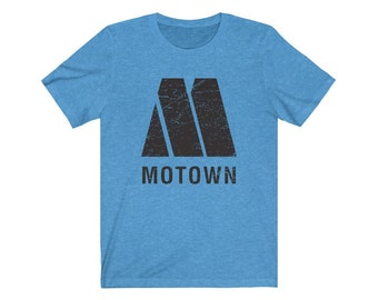 UpNorth Tee - MOTOWN - Vintage Print (Detroit Vintage Collection)