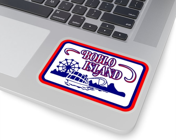 UpNorth Stickers - Boblo Island  (Vintage Michigan Collection)