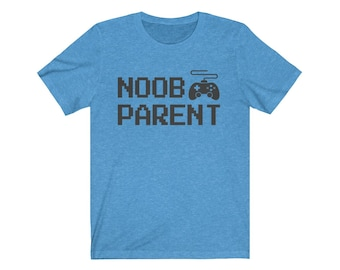 UpNorth Tee - Noob Parent (Gamer Edition)