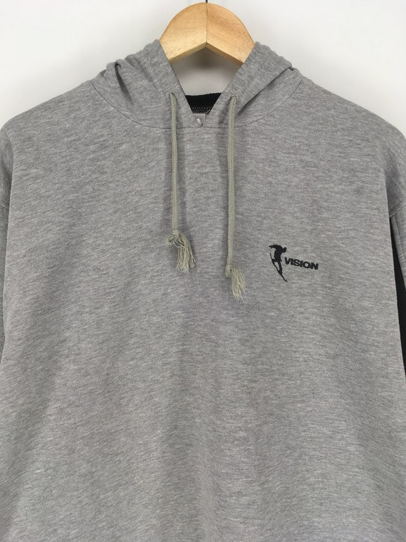 Vision street wear hoodie skate thrasher