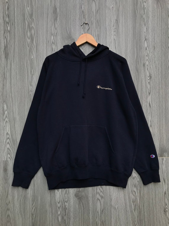 Vintage CHAMPION Pullover Hoodie Xlarge 90's Champ