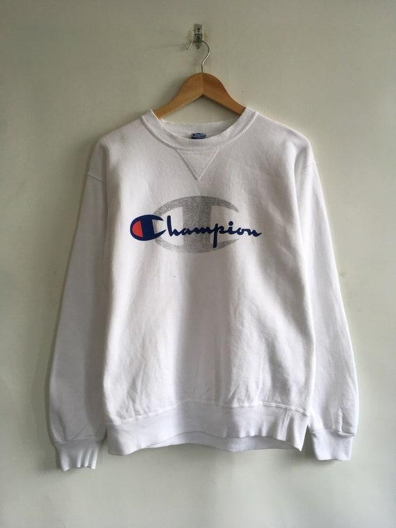 CHAMPION Crewneck Sweatshirt Medium Vintage 1990s