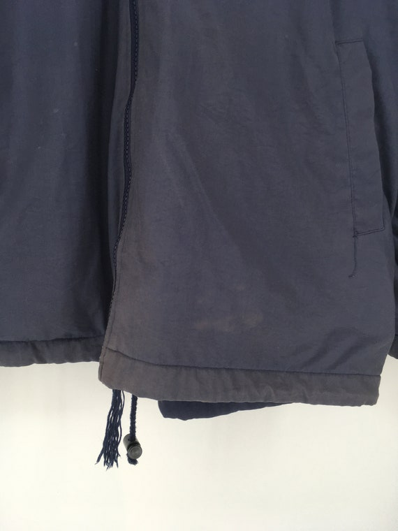 Vintage ELLESSE Fleece Jacket Xlarge 1990's Elles… - image 8