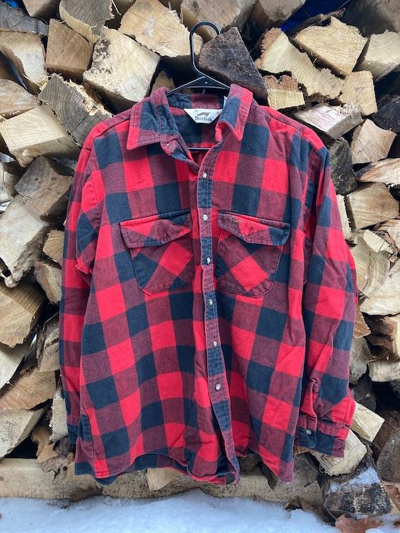 Vintage Duxbak Flannel // Size XL