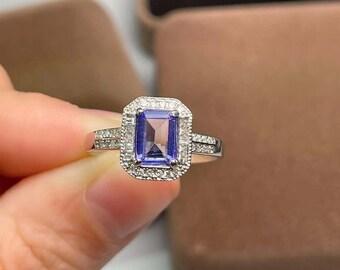 taille 21 x 13 x 17 mm prix de gros AG-4283 semi-pr/écieuse Amazing tanzanite bleue naturelle brute pour fabrication de bijoux fournisseur brut