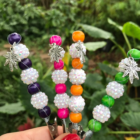 SWEETHEART roach clip 420 tools blunt tool mary jane holder cannabis MMJP hippie clippies wand
