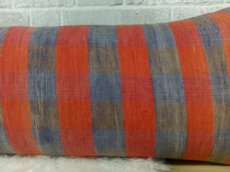 king size pillow cushion kilim pillow 454 vintage kilim pillow outdoor pillow floor pillow 16x48/'/' pillow turkish kilim pillow