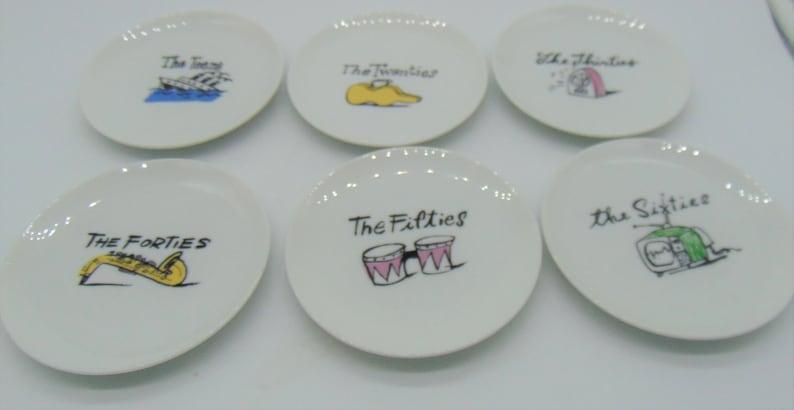 Pottery Barn Millennium Small Plates