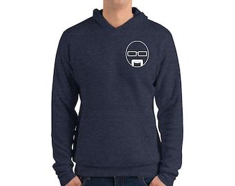 Diamond Dave Unisex Pullover hoodie Bella + Canvas