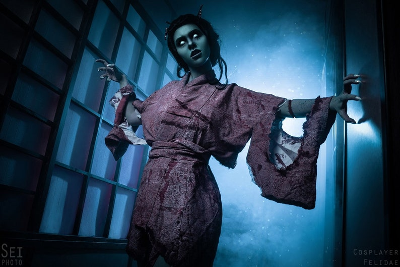 The Spirit Cosplay Costume from Dead By Daylight