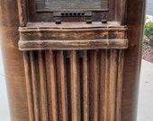 RCA Vintage Console Radio