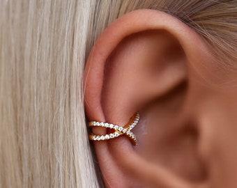ear cuff rose gold
