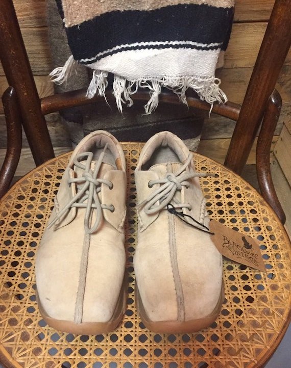 Vintage Leather Earth Kalso Shoes Ladies size 9.5