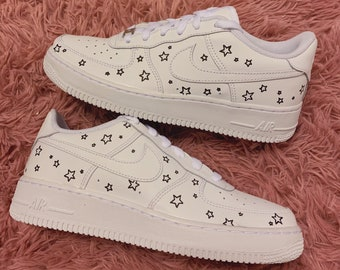 Custom Air Force 1 Etsy