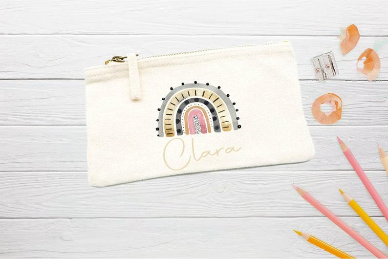 Custom Pencil Case Kids Pencil Case Personalized Pencil Case Pencil Case Makeup Bag