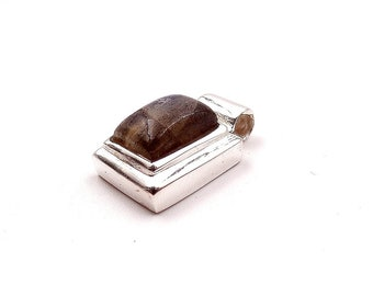 10 Pieces Per Bag Sale by Bag 925 Sterling Silver Beads Rose gold Plated Carat 6  Gram 1.30 Size 4.8x2.3mm 10 Pic Silver Jewelry  Silver