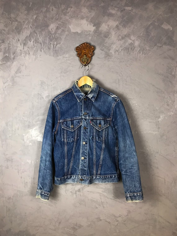 Levi's Big E denim Jacket