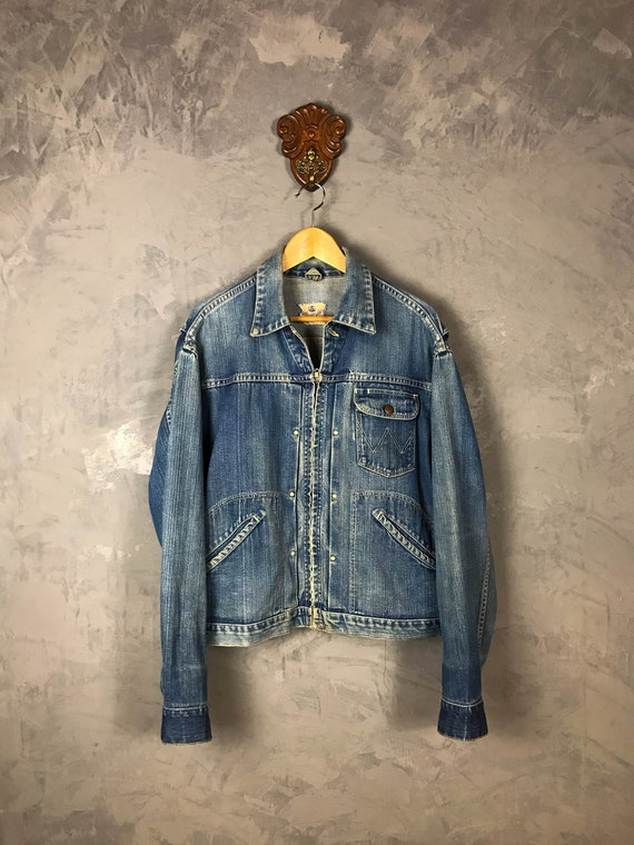 1950s Wrangler Blue Bell jacket / 11MJZ