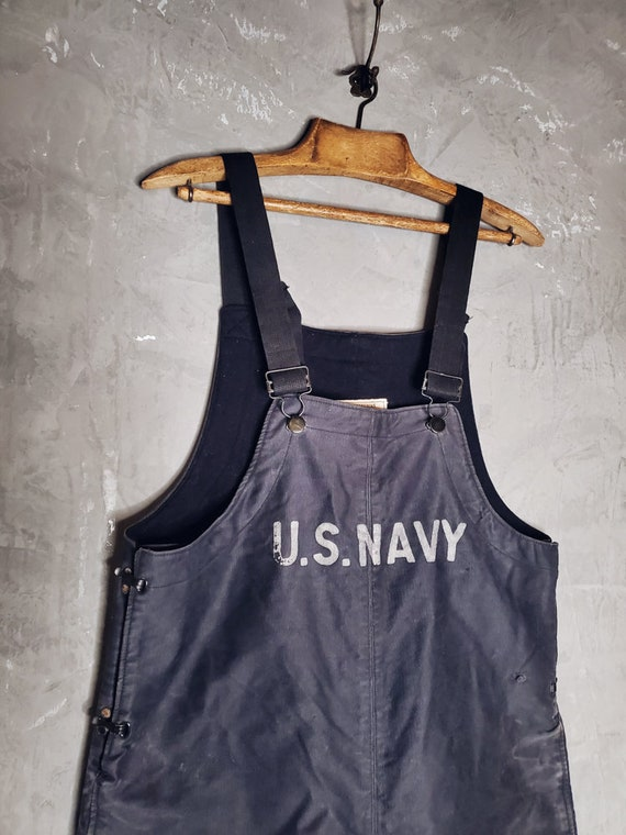 40s US Navy N-1 Deck Overall