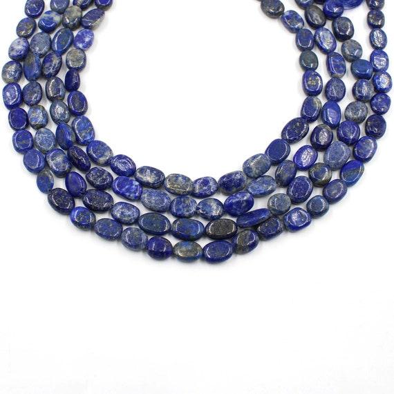 AAA+ Lapis Lazuli smooth rondelle beads Lapis rondelle beads Lapis Lazuli beads strand Lapis Lazuli smooth beads Lapis Lazuli beads