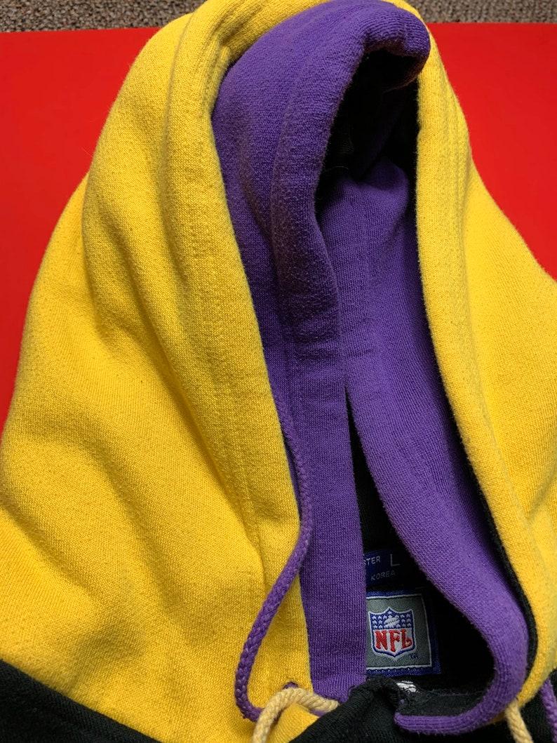 Starter Minnesota Vikings Double Hooded Hoodie