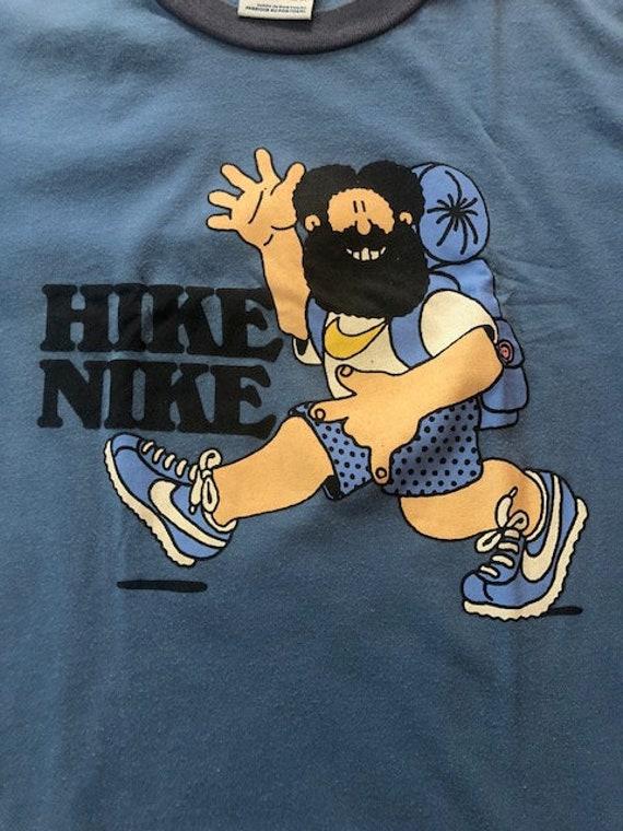 Nike Vintage Hike Nike Shirt
