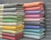 Personalized Turkish Towel Gift, Personalized Gift Towel, Turkish Beach Towel, Wedding gift favors, Bath Towel Set, Yoga Towel, Turkey Towel