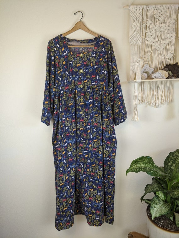 Plus Size Homemade Maxi