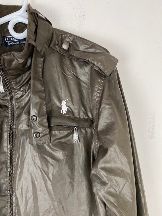 Vintage 80s Polo By Ralph Lauren Men's Jacket Siz… - image 4
