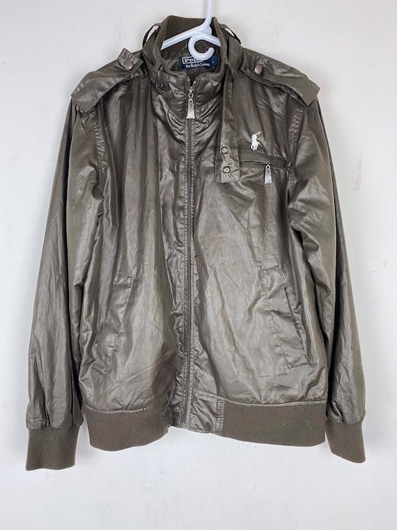 Vintage 80s Polo By Ralph Lauren Men's Jacket Siz… - image 3