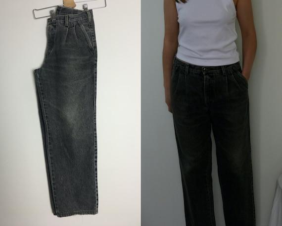 90s pleated jeans Pioneer W34L34 vintage