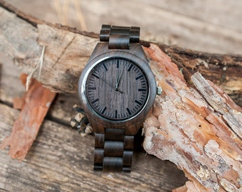 Wood watch men,Engraved watch men,Wood watch,Men watch,Men wooden watch,Groomsmen watch,Unique mens watches,Personalized watch