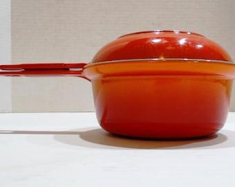 Descoware Pot w/Skillet Lid - Vintage Find