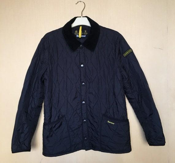 Barbour Liddesdale Track Quilt Jacket
