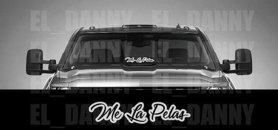 "MICHOACAN #2 Mexico State Map Car Truck Window Bumper 7/"" Vinyl Decal Sticker"