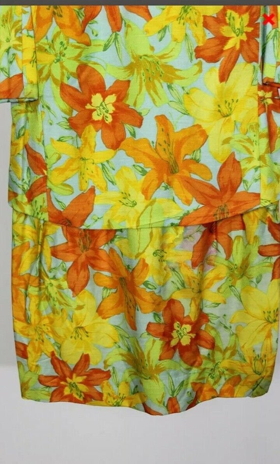 Scaasi Boutique Ruth Roaman Gowns Vintage1960s  B… - image 5