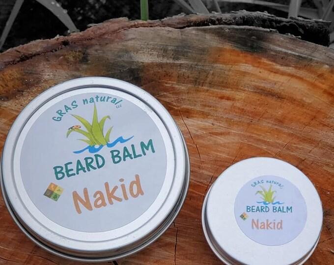 Nakid Beard Balm