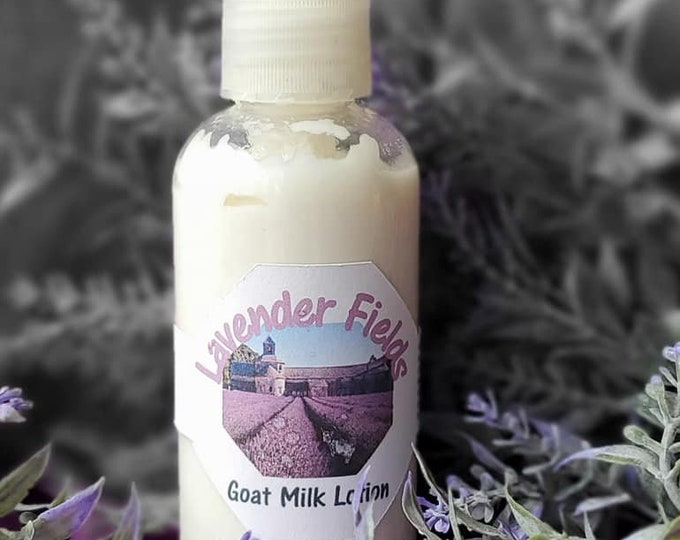 Lavender Fields Goat Milk Lotion