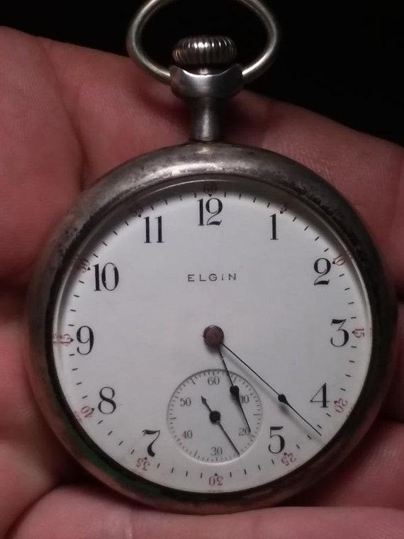 Pocket Watch - Elgin