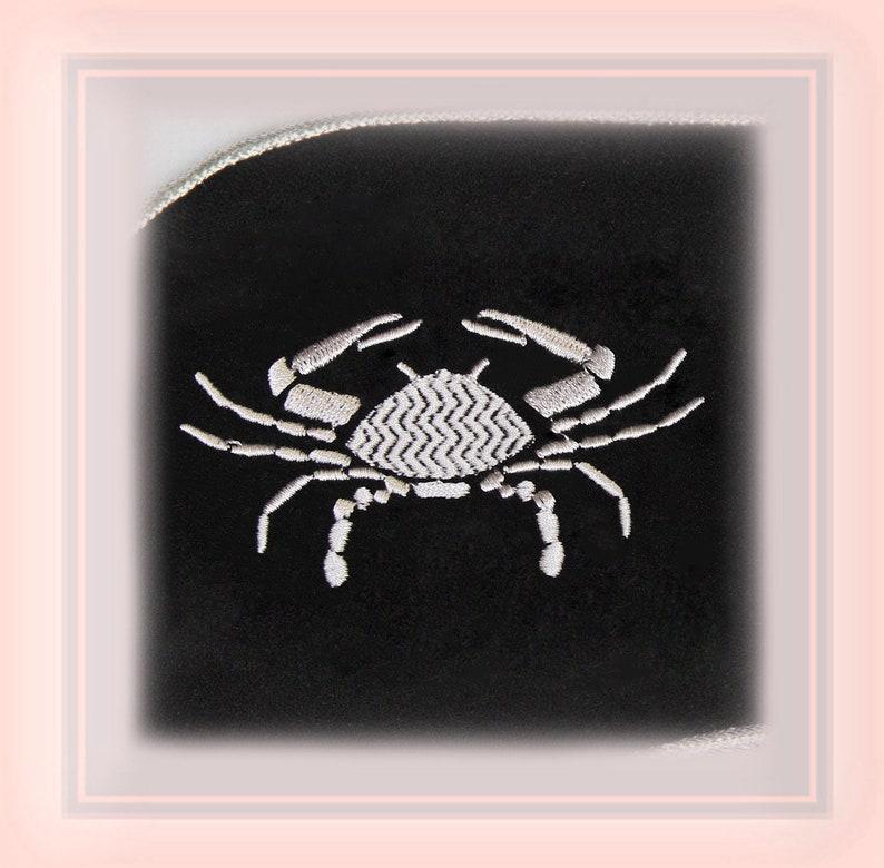 Cancer sleep mask personalized eye mask  for sleep zodiac sign