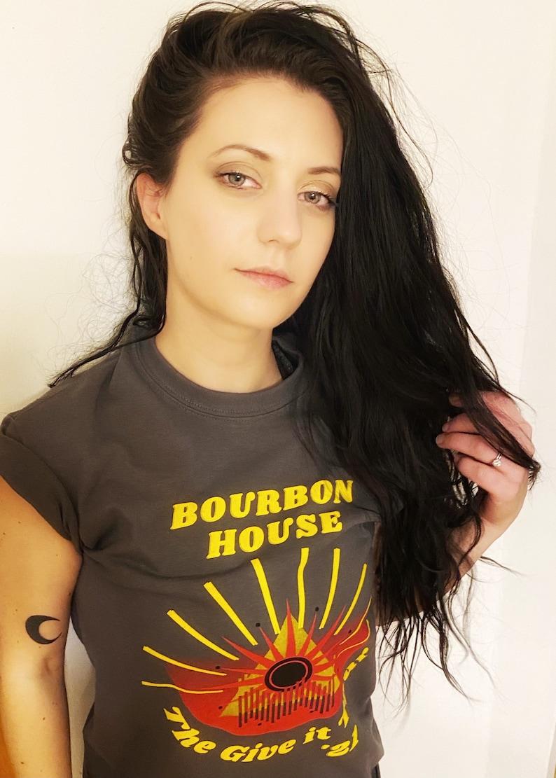 Bourbon House Give it Tour 2021 tour t-shirt image 0