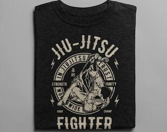 Jujutsu Kanji Jujitsu Jiu-Jutsu Jiu-Jitsu Martial Arts T Shirt